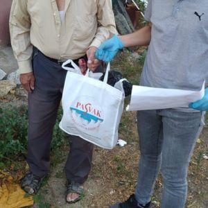 Pamukkale ve Merkezefendi Kaymakamlığı PASVAK işbirliği ile 700 aileye yardım ulaştırdı PASVAK hizmet alanını genişletti Kurban kesemeyen 700 aileye yardımlar ulaştırıldı